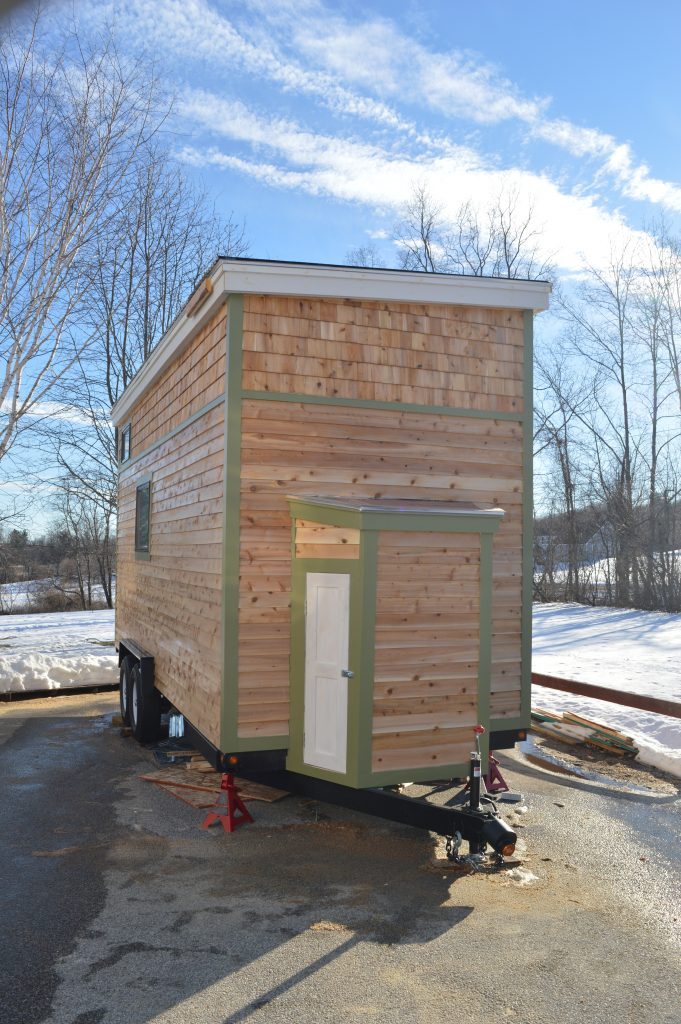 Nature's Nest Tiny Home Company; Tiny Houses in New England