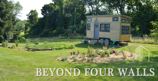 Going beyond the walls of your tiny house